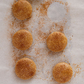 No Bake Snickerdoodles (Gluten free, Grain Free, Vegan, Paleo)