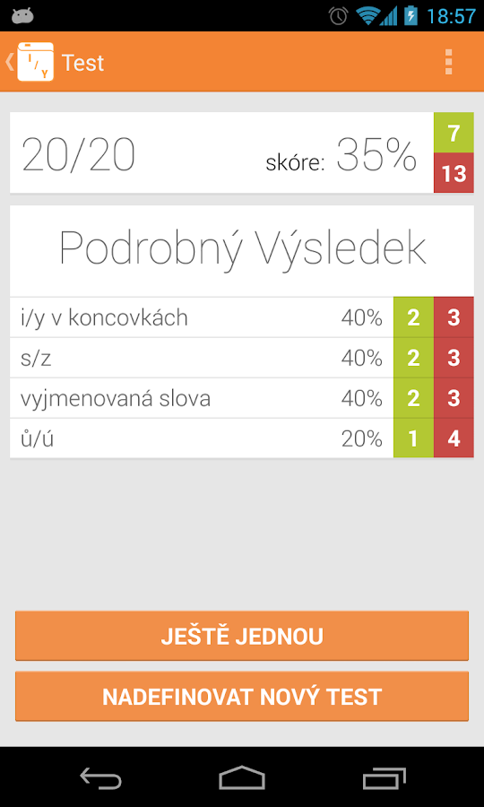 Learn Czech Grammar - screenshot