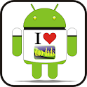 Droid I love doo-dads! logo