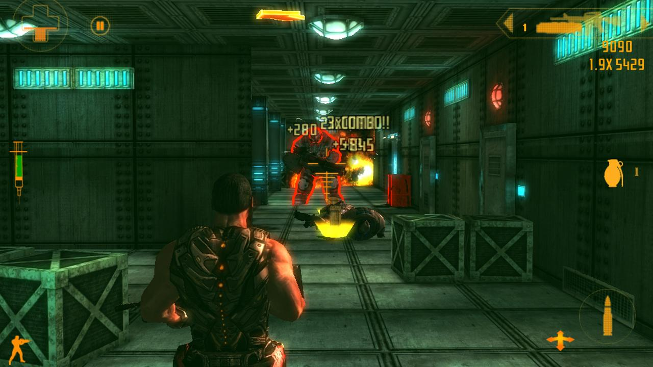 M.U.S.E.- screenshot