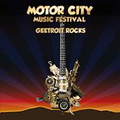 Motor City Music Festival 2015