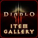 Diablo3 Item Gallery logo