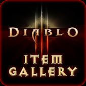 Diablo3 Item Gallery