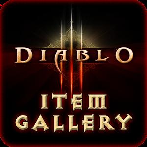 Diablo3 Item Gallery 娛樂 App LOGO-硬是要APP