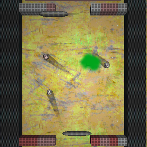 Metal Ping Pong (MultiBall) LOGO-APP點子