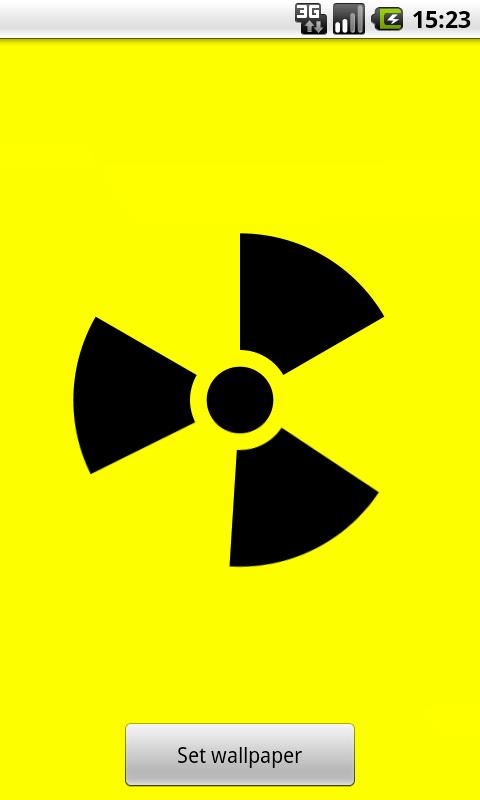 Nuclear Symbol Wallpaper HdNuclear Symbol Wallpaper