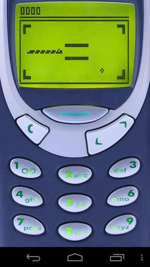 Snake 2k- screenshot