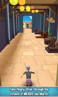 Angry Gran Run - Running Game - screenshot thumbnail