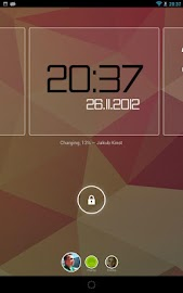 ClockQ - Digital Clock Widget Screenshot 5
