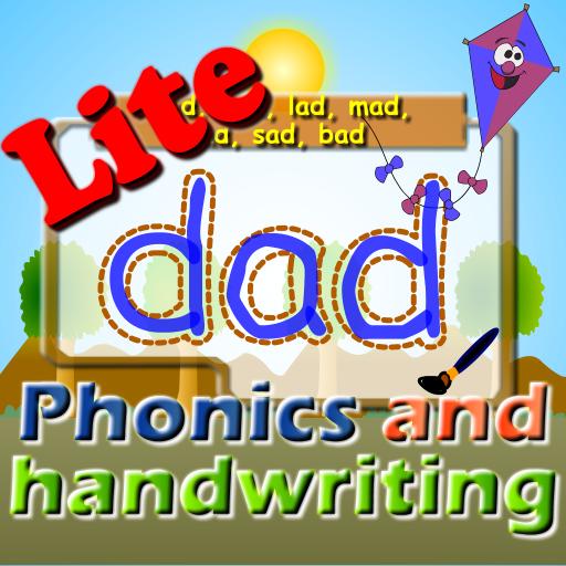 Phonics Writing Spellings Free LOGO-APP點子