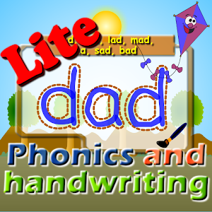 Phonics Writing Spellings Free 教育 LOGO-阿達玩APP