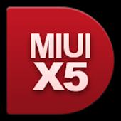 MIUI5-restyl CM10/11-theme