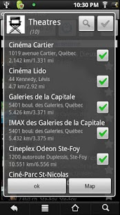 Cinemadroid Free USA Canada UK - screenshot thumbnail
