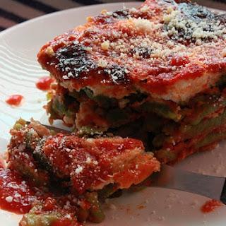 Spatzle Lasagna.