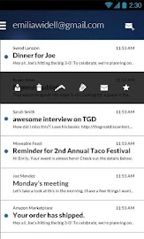 Email App for Gmail & Exchange Screenshot 25