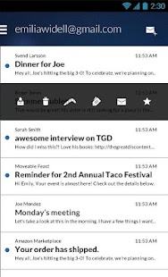 Boomerang: Email App for Gmail - screenshot thumbnail