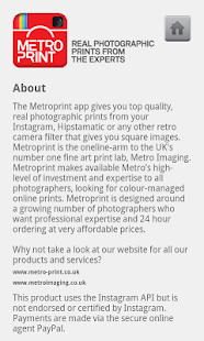 Metroprint- screenshot thumbnail
