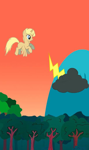 little flying pony|玩街機App免費|玩APPs