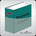 Deutsche Gesetze logo