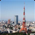 东京日景夜景动态墙纸 icon