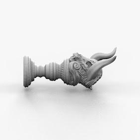 Creature statue - 02_90