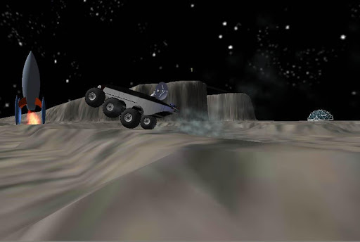 Extreme Space Police Off-Road