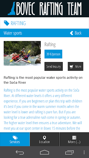 Bovec Rafting Team