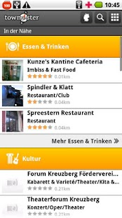 Berlin Townster - Freizeit App - screenshot thumbnail