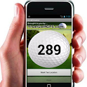 GOLF DRIVE DISTANCE FREE GPS icon