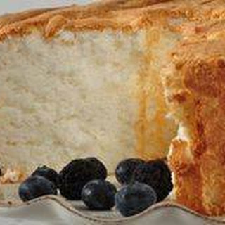 Angel Food Cake Recipe & Video