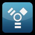 Blue Theme GO Launcher EX icon