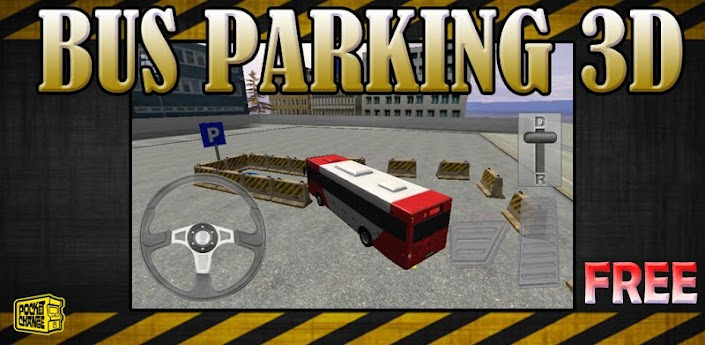 Скачать Bus Parking 3D на андроид - припаркуйте автобус