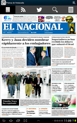 Prensa de Venezuela