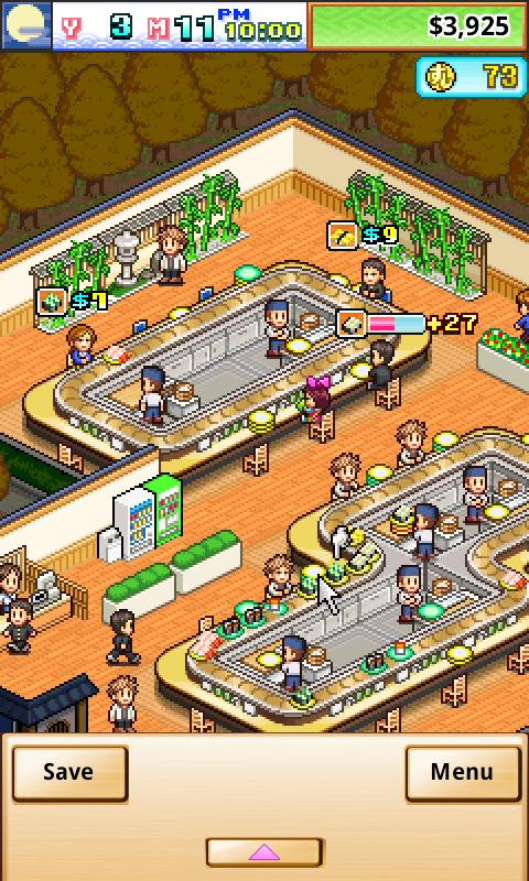 The Sushi Spinnery screenshot #5