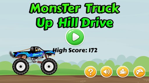 Monster Truck: Up Hill Drive