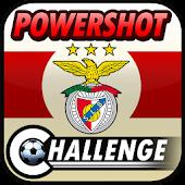 SL Benfica Powershot Challenge