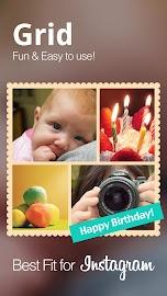 Photo Grid-Collage Maker Screenshot 2