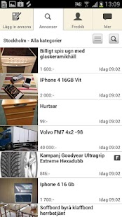 Blocket - screenshot thumbnail