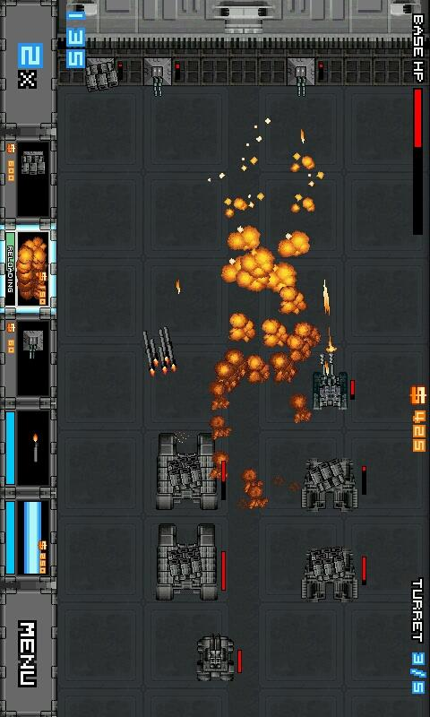 Metal Storm Defense LITE - screenshot