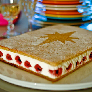 Raspberry Dacquoise Recipe