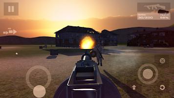 Screenshot of Mafia Guns Shooter