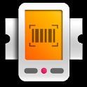 Scan de ticket de rechargement