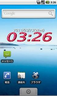 DigiClocKun(Demo.) Widget- screenshot thumbnail