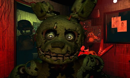 Five Nights at Freddy's 3- screenshot thumbnail