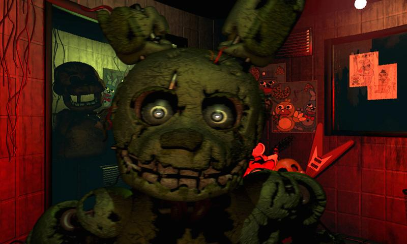 Five Nights at Freddy's 3- screenshot