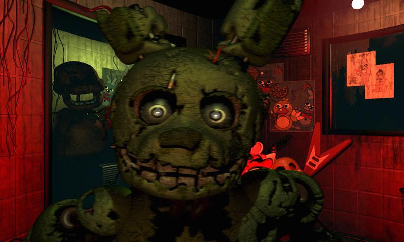 Five Nights at Freddy's 3 screenshot #4