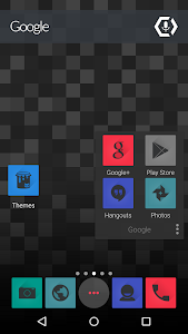 BLACK+ - Icon Pack v1.0