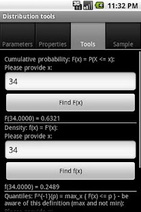 STA: Statistical Toolbox - screenshot thumbnail