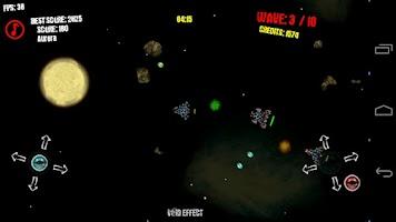 Screenshot of Void Effect Lite