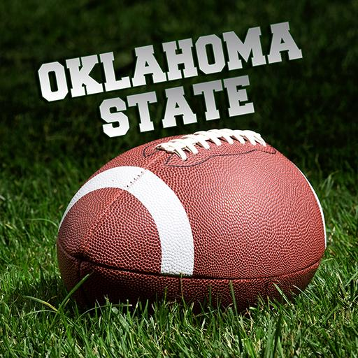 Oklahoma St Cowboys Football LOGO-APP點子